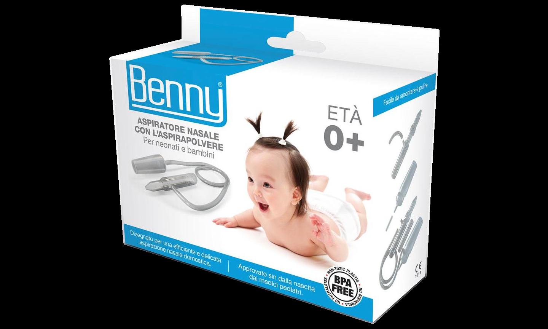 Benny aspiratore nasale